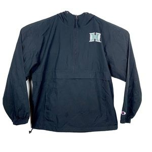 Champion university of Hawaii anorak jacket Manoa